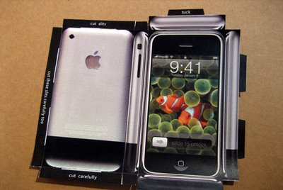 Make Your Own iPhone