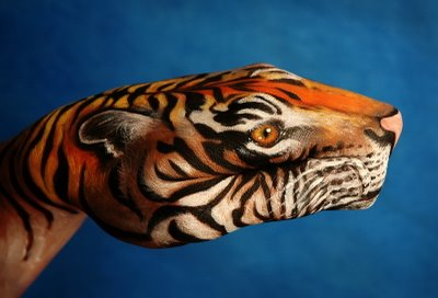 Palm Painting Illusions
