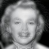 Einstein   Monroe Hybrid Image