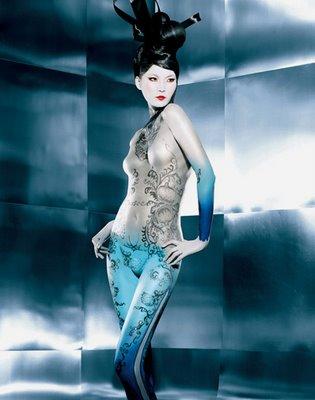 Even More Body Art Illusions