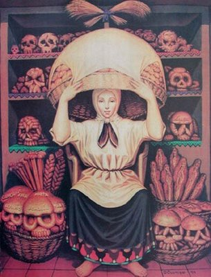 Skull Bakery Illusion