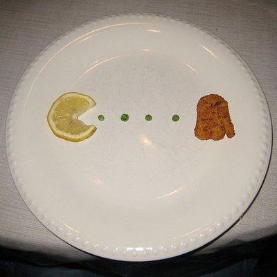 Pac Man Art Illusions