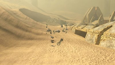 Portrait of a Halo 3 Forge Artist Illusion