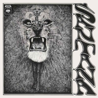 Santana Album Cover Illusion