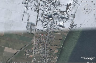 Google Earth Weather Anomaly Illusion
