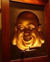 Buddhas Hollow Face Optical Illusion