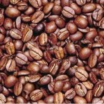 face-in-beans coffee bean man optical illusion