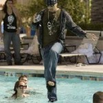 Criss Angel Walking on Water