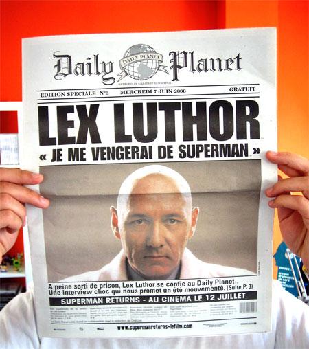 Superman Returns   The Movie