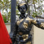 Russian Living Statues Collection