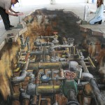Julian Beever is Back!