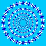 Open this image in full-size. Are those circles, or continuous spiral?