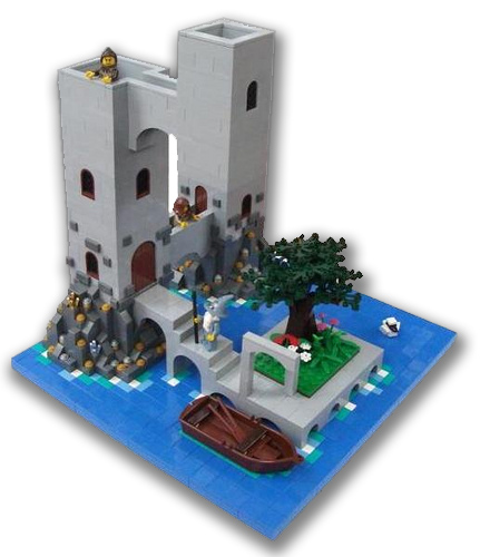 LEGO Castle of Illusions 1