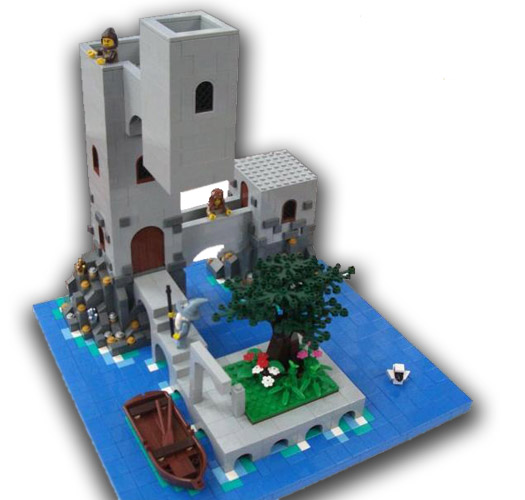 LEGO Castle of Illusions 2