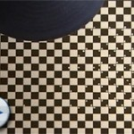 checkers board video illusion