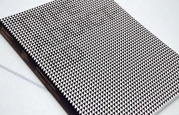 Type Addicted Optical Illusion Cover
