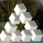 Francis Tabary Impossible Structure Sculpture Optical Illusion 1