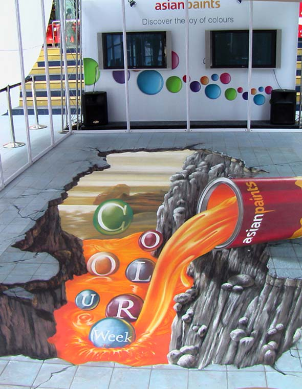 3d street painting_asian paints3