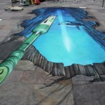 3d street painting_jinro 2