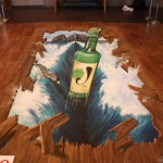 3d street painting_jinro 2_2