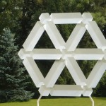 Francis Tabary Impossible Structure Sculpture Optical Illusion 2