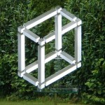 Francis Tabary Impossible Structure Sculpture Optical Illusion 3