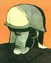 Soldiers Helmet Illusion