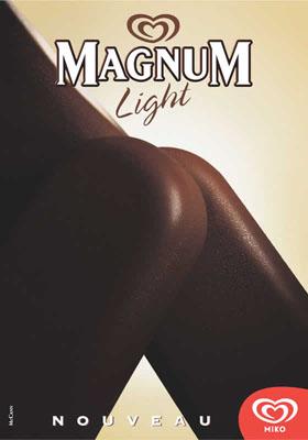 Magnum Light Optical Illusion