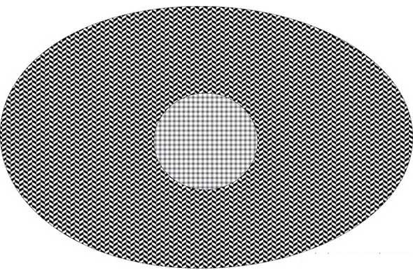 Anh Pham Strange Illusion Mesti pening tengok gambar ini [optical illusions]