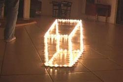Video: Anamorphic Candle Box