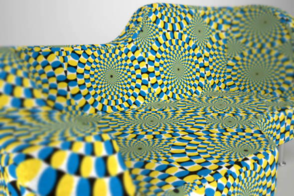 Hypnose Sofa Illusory Furniture