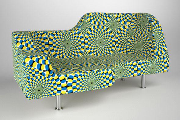 Hypnose Sofa Illusory Furniture
