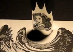 Video: Anamorphic Art Showcase