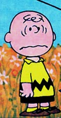 Charlie Brown Subliminal Optical Illusion