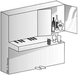 G. Sarcones Impossible Piano