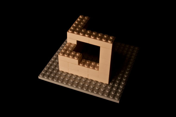 Lego Impossible Object 1