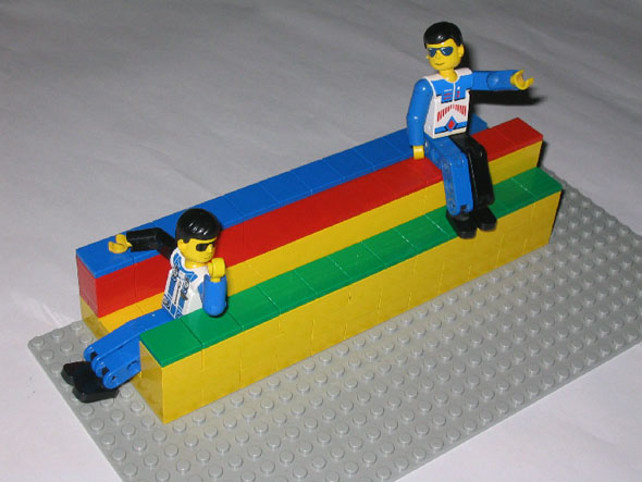Lego Impossible Object 2