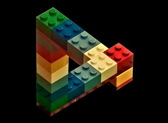 Lego Impossible Object 3