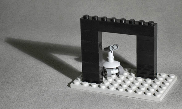 Lego Impossible Object 4