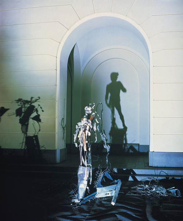 Shadow and Reflection Sculptures