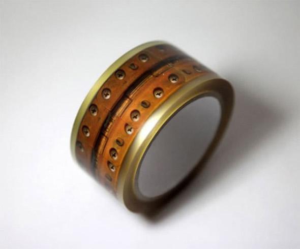 Optical Illusion Hinge Tape
