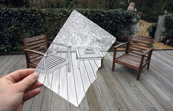 Ben Heine: Pencil vs Camera