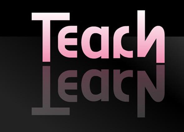 Learn and Teach...