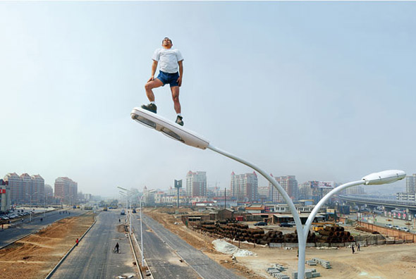 Li Wei Does It Again!