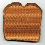 toast stereogram optical illusion