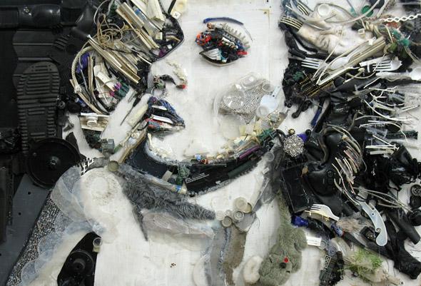 Trashy Art by Tom Deninger