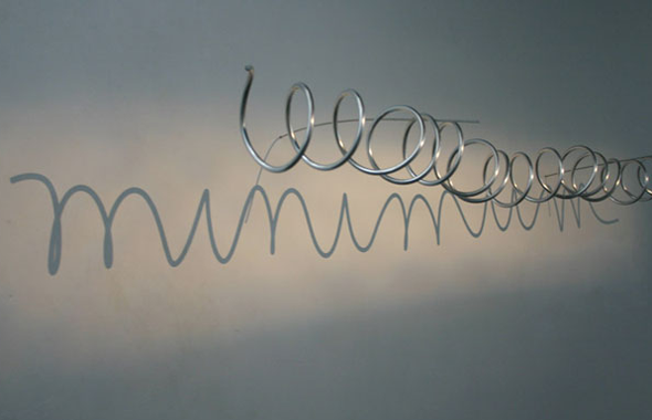 Shadow Letters Illusion