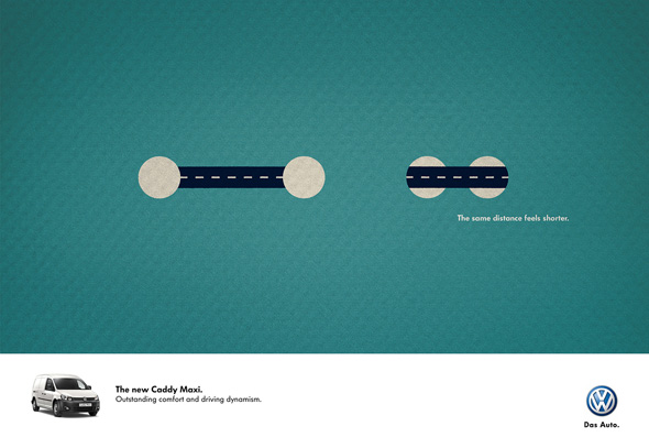 Volkswagens Caddy Campaign