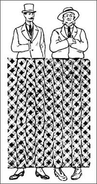 The Bow Legged Illusion