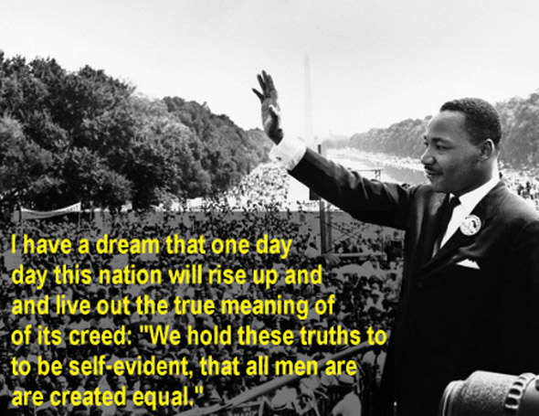 Martin Luther Kings Speech
